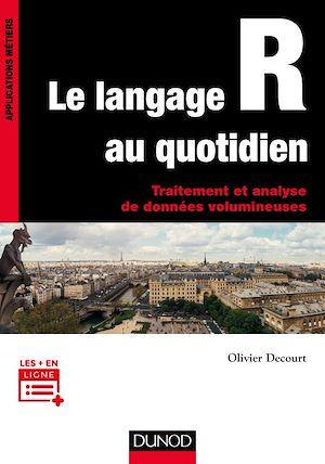 Téléchargez le livre :  Le langage R au quotidien