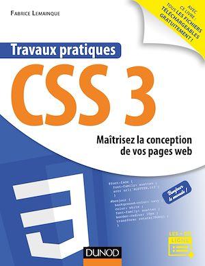 Téléchargez le livre :  Travaux pratiques CSS3