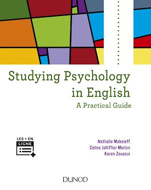 Téléchargez le livre :  Studying psychology in english