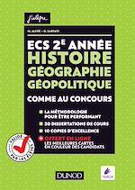 Télécharger le livre :  ECS 2e année - Histoire Géographie Géopolitique