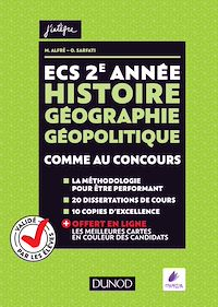 ECS 2e année - Histoire Géographie Géopolitique