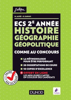 Téléchargez le livre :  ECS 2e année - Histoire Géographie Géopolitique