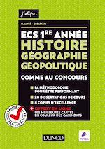 Télécharger le livre :  ECS 1re année - Histoire Géographie Géopolitique