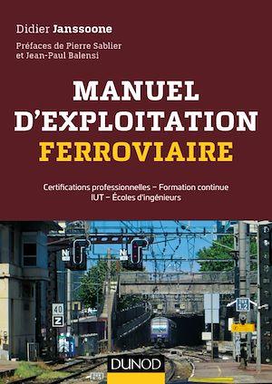 Téléchargez le livre :  Manuel d'exploitation ferroviaire