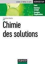 Télécharger le livre :  Chimie des solutions