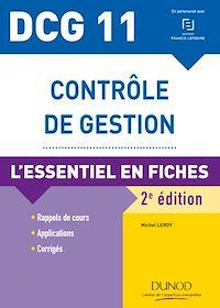 DCG 11 - Contrôle de gestion - 2e éd.