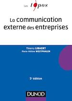 Télécharger le livre :  La communication externe des entreprises - 5e éd.