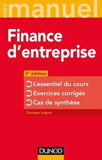 Finance d'entreprise - 3e éd.