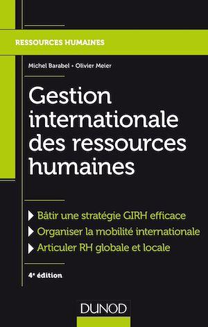 Téléchargez le livre :  Gestion internationale des ressources humaines - 4e éd.