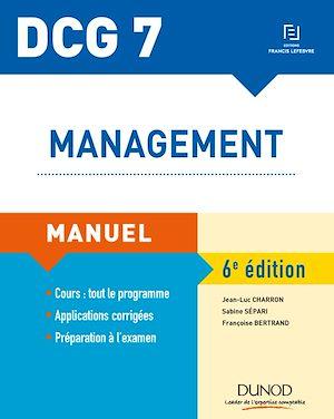 Téléchargez le livre :  DCG 7 - Management - Manuel - 6e éd.