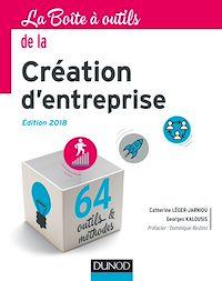 Télécharger le livre : La Boîte à outils de la Création d'entreprise - 6e éd.