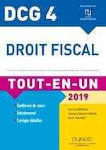Télécharger le livre :  DCG 4 - Droit fiscal - Tout-en-Un - 2019