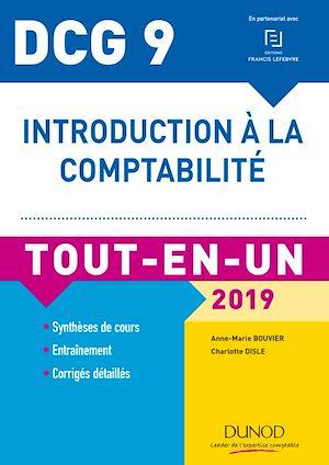 Téléchargez le livre :  DCG 9 - Introduction à la comptabilité 2019