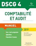 Télécharger le livre :  DSCG 4 - Comptabilité et audit 2019