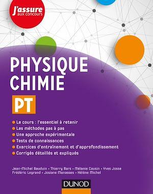Téléchargez le livre :  Physique-Chimie PT