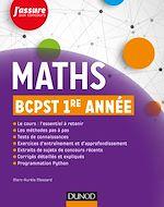 Télécharger le livre :  Maths BCPST 1re année