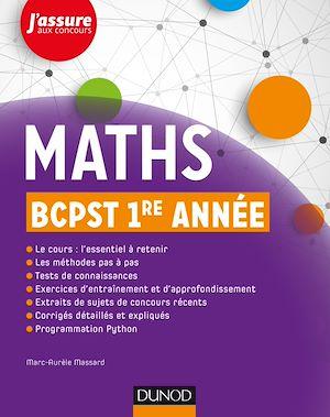 Téléchargez le livre :  Maths BCPST 1re année