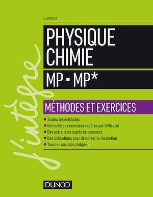 Téléchargez le livre :  Physique-Chimie MP - MP*
