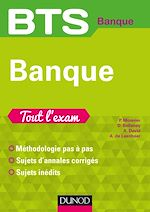 Télécharger le livre :  BTS Banque - Tout l'exam