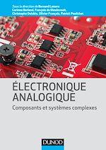 Télécharger le livre :  Electronique analogique