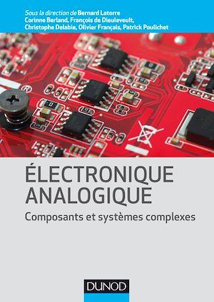 Téléchargez le livre :  Electronique analogique