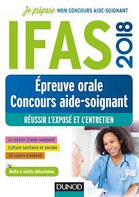 IFAS 2018 - Epreuve orale concours aide-soignant