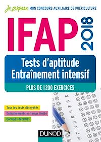 IFAP 2018 - Tests d'aptitude - Entraînement intensif