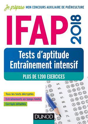 Téléchargez le livre :  IFAP 2018 - Tests d'aptitude - Entraînement intensif