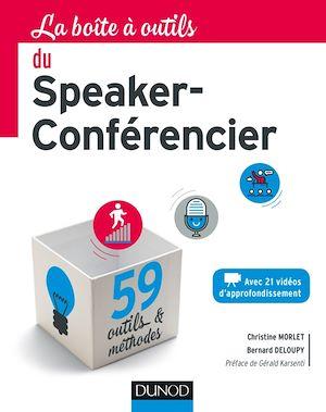 Téléchargez le livre :  La Boîte à outils du Speaker Conférencier