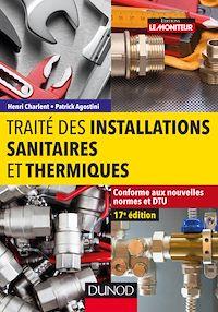 Traité des installations sanitaires et thermiques