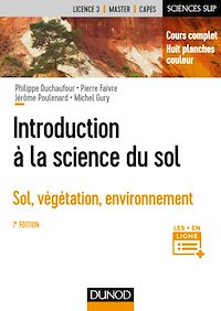 Introduction à la science du sol - 7e éd.