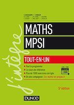 Télécharger le livre :  Mathématiques MPSI