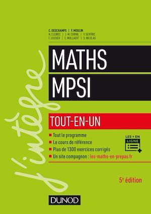Téléchargez le livre :  Mathématiques MPSI