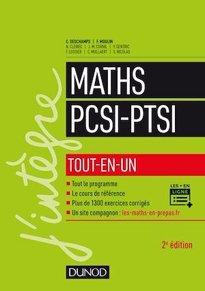 Téléchargez le livre :  Maths PCSI-PTSI - 2e éd.