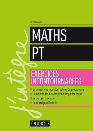 Téléchargez le livre :  Maths PT - Exercices incontournables