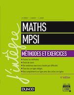 Télécharger le livre :  Maths MPSI - Méthodes et Exercices - 4e éd.