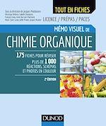 Télécharger le livre :  Mémo visuel de chimie organique - 2e éd.