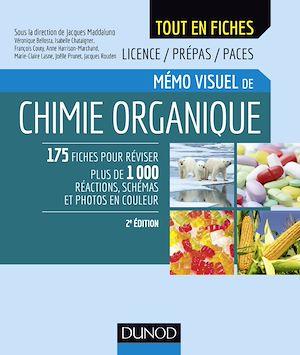 Téléchargez le livre :  Mémo visuel de chimie organique - 2e éd.