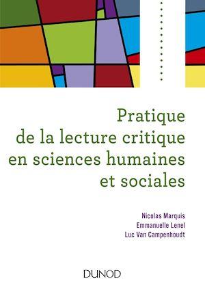 Téléchargez le livre :  Pratique de la lecture critique en sciences humaines et sociales