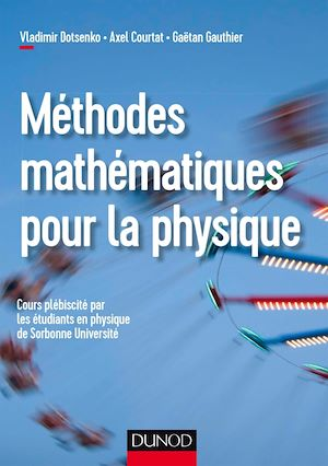 Téléchargez le livre :  Méthodes mathématiques pour la physique