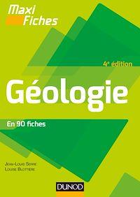Maxi fiches - Géologie - 4e éd.