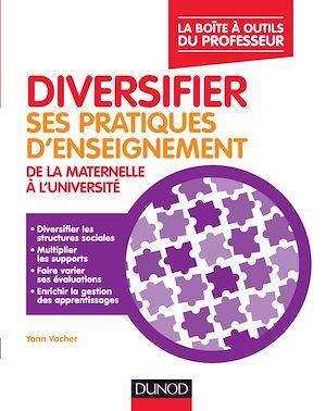Téléchargez le livre :  Diversifier ses pratiques d'enseignement