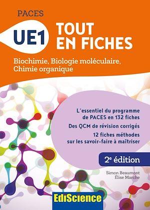 Téléchargez le livre :  PACES - UE1 Tout en fiches