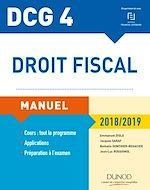 Télécharger le livre :  DCG 4 - Droit fiscal 2018/2019 - Manuel