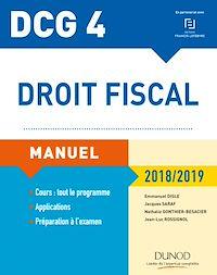 DCG 4 - Droit fiscal 2018/2019 - 12e éd