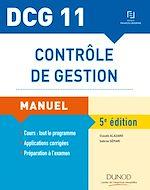 Télécharger le livre :  DCG 11 - Contrôle de gestion - Manuel