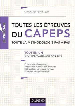 Téléchargez le livre :  Toutes les épreuves du CAPEPS et de l'agrégation d'EPS