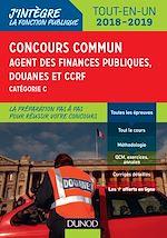 Télécharger le livre :  Concours commun Agent des finances publiques, douanes et CCRF - 2018/2019
