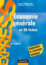 Télécharger le livre :  Économie générale