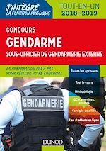 Télécharger le livre :  Concours Gendarme sous-officier de gendarmerie externe - 4e éd.
